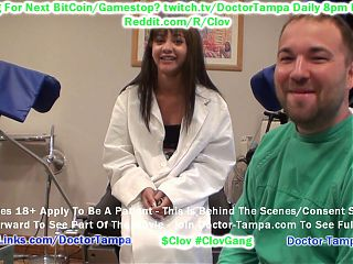 $CLOV Eliza Shields goes out only to wake up in an exam room…