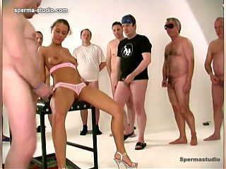 Cum Cum Cum Gangbang Orgy - Teeny Slut Girl Niki - 10630