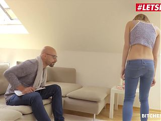 LETSDOEIT – Olivia Devine Got Deep Anal Pounded By Daddy Neeo